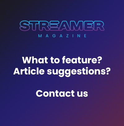 Streamer Magazine